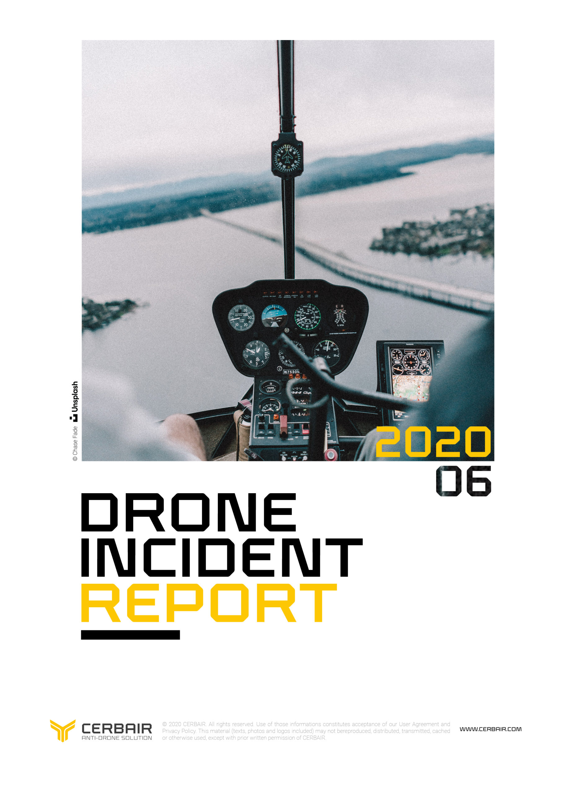 Drone Incident Report – JUN20