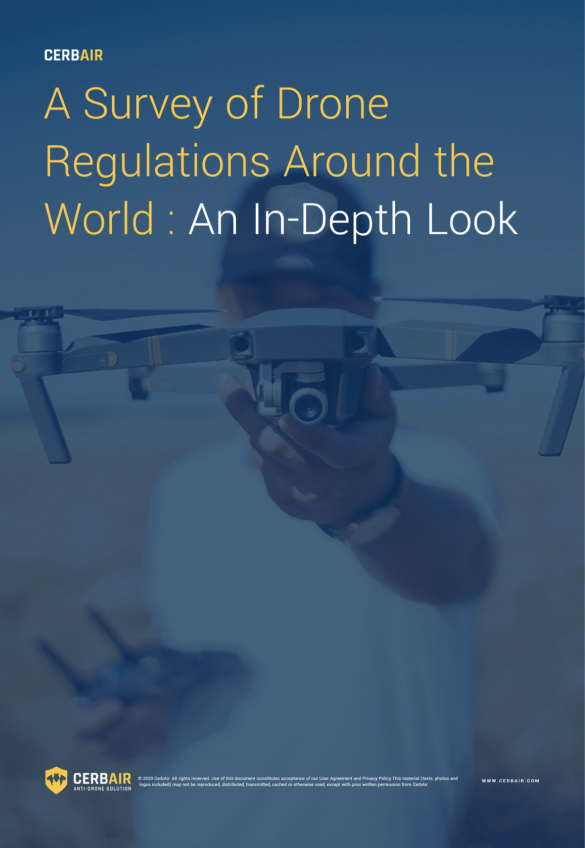 A Survey of Drone Regulations Around the World: An In-Depth Look