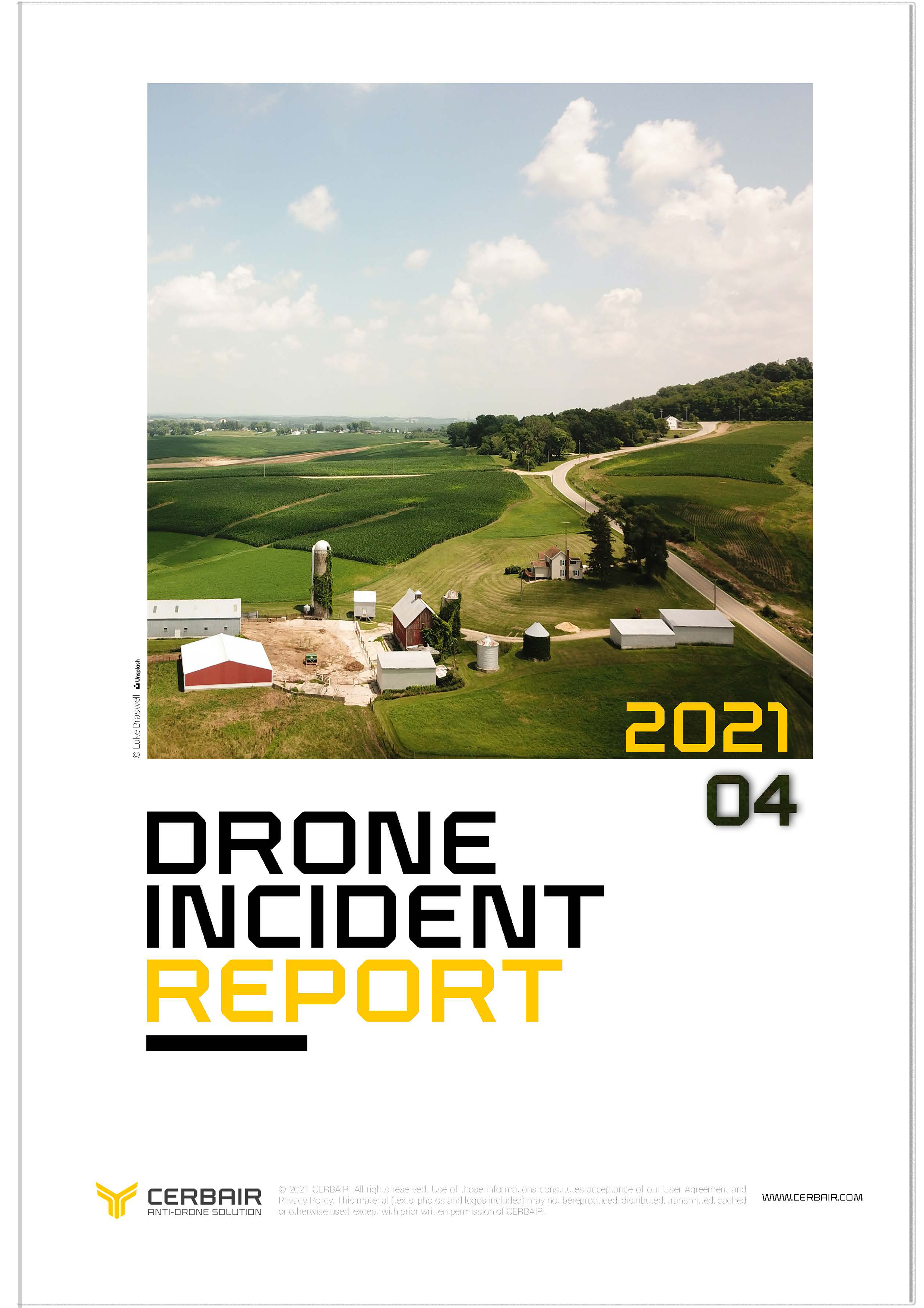 Drone Incident Report – APR21